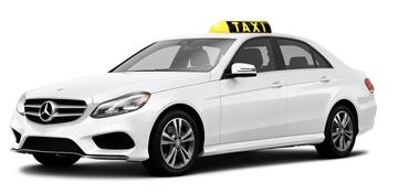 Mercedes Cab/Taxi