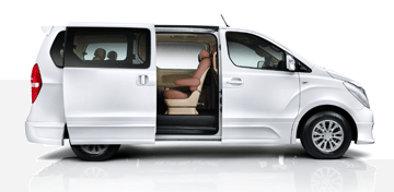 7-Seater Taxi - Space MPV Singapore