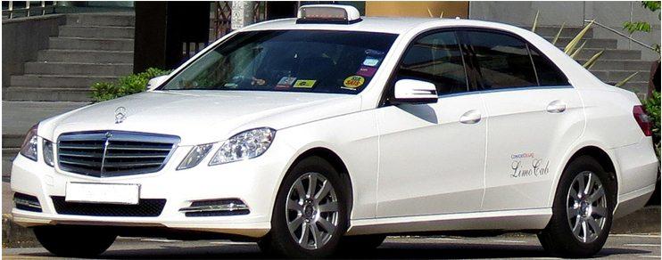 Limousine Services MERCEDES CAB/TAXI 3