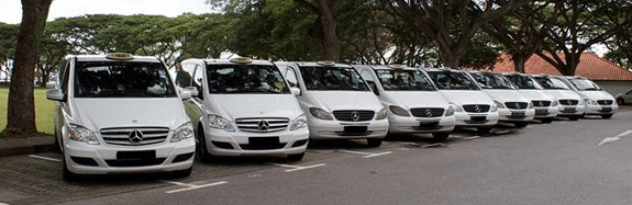 7 Seater Maxi cab Package Rate
