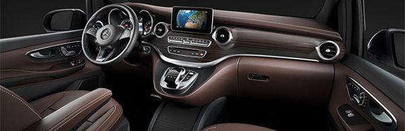 Limousine Services Mercedes Vito/ Viano (7-seater) 5