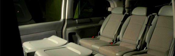 Limousine Services Mercedes Vito/ Viano (7-seater) 6